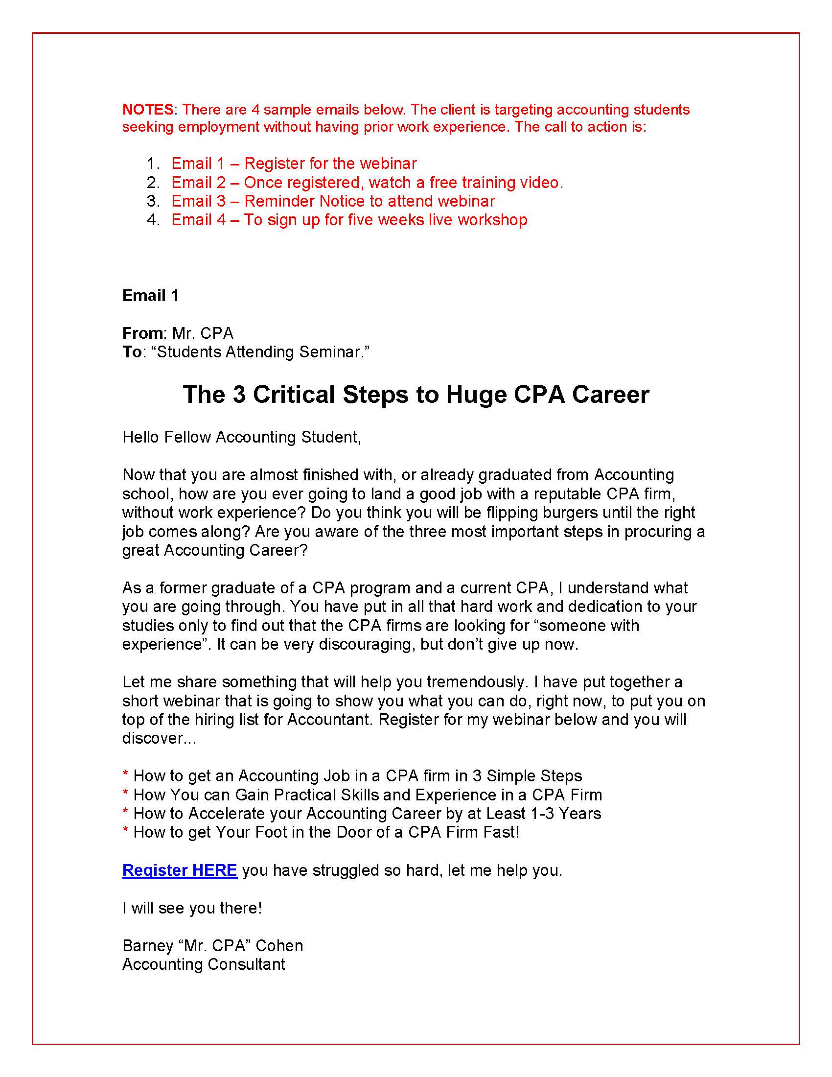 email marketing resume sample help marketing resume 10 marketing ...